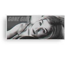 Amy from Gone Girl Canvas Print
