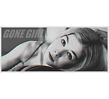 Amy from Gone Girl Photographic Print