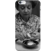 Vintage Chicago 093 iPhone Case/Skin