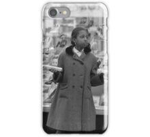 Vintage Chicago 095 iPhone Case/Skin