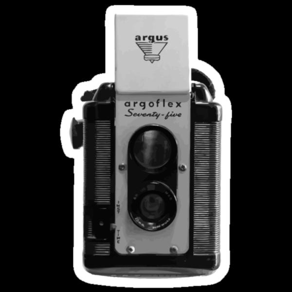 Argus Argoflex Seventy-five - Vector by Kitsmumma