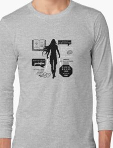 Throne of Glass Long Sleeve T-Shirt