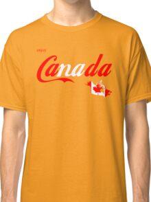 enjoy canada flag Classic T-Shirt
