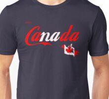 enjoy canada flag Unisex T-Shirt