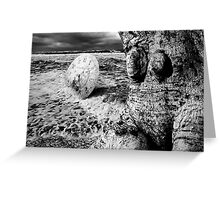 Mother Nature - Father Time Greeting Card