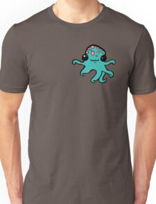 Spludge the Baby Octopus Unisex T-Shirt