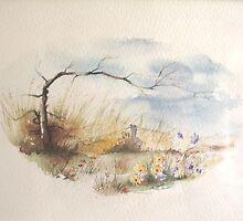 Spring by Juan Carlos  Gayoso