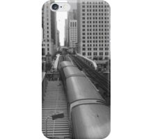 Vintage Chicago 111 iPhone Case/Skin