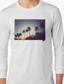 florida palms Long Sleeve T-Shirt