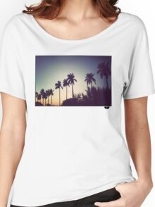 florida palms Women's Relaxed Fit T-Shirt