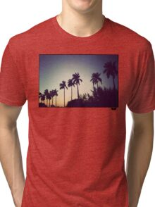 florida palms Tri-blend T-Shirt