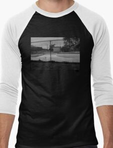 Skate pool Men's Baseball ¾ T-Shirt