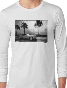 palm tree Long Sleeve T-Shirt