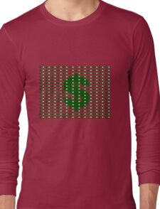 mac + microsoft = money Long Sleeve T-Shirt