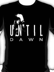 Until Dawn Advertising T-Shirt