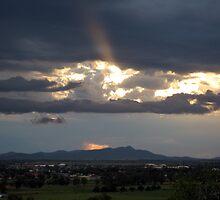 Heaven's Glow by Cheryl Parkes