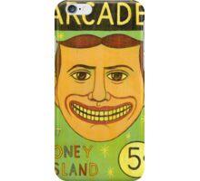 Arcade at Coney Island iPhone Case/Skin