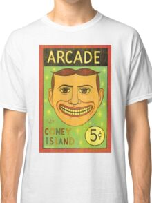 Arcade at Coney Island Classic T-Shirt