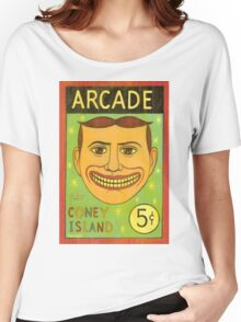Arcade at Coney Island Women's Relaxed Fit T-Shirt