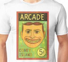 Arcade at Coney Island Unisex T-Shirt