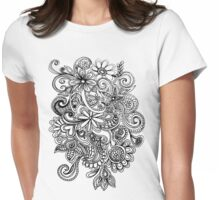 happiness T-shirt  Womens Fitted T-Shirt