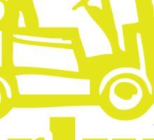 FORKU Sticker