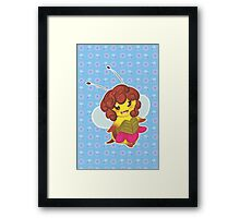 Little Bee Framed Print
