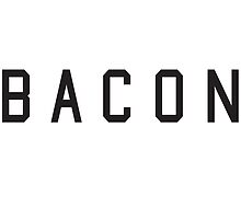 Bacon Tee by Angie Douglas
