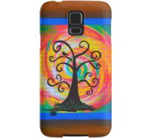 Positive Affirmations for Health and Gratitude Samsung Galaxy Case/Skin