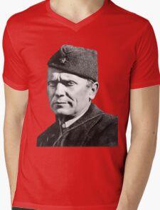 Tito Mens V-Neck T-Shirt