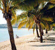 Musket Cove Fiji by Cheryl Parkes