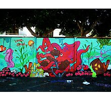 Graffiti 007 Photographic Print