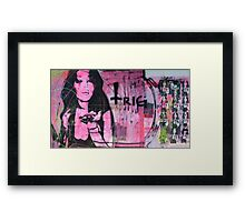 Graffiti 008 Framed Print