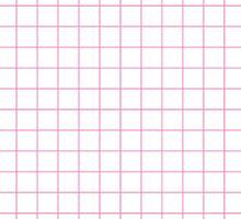 Pink Grid by FrootShop