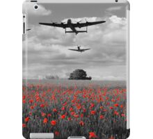 Over The Fields - Selective  iPad Case/Skin