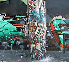 Graffiti 018 by OutOfTheBox Photography