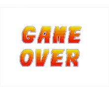 GAME OVER by DioDelSole