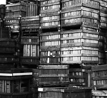 Crates by Christina Agoris