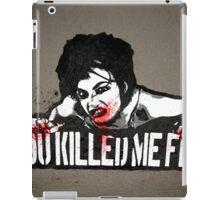 Graffiti 024 iPad Case/Skin