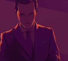 James Moriarty by JessicaMariana