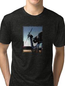 blackhawk dawn Tri-blend T-Shirt