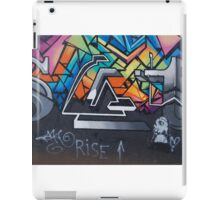 Graffiti 032 iPad Case/Skin