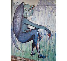 Graffiti 040 Photographic Print