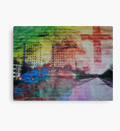 Dead And Gone Canvas Print