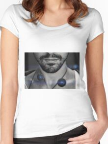 Eyes... Women's Fitted Scoop T-Shirt
