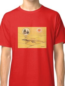 Water and ink Classic T-Shirt