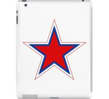 Roundel of the Russian Air Force  iPad Case/Skin