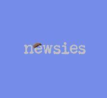 Newsies w/ Cap by thinkofmerch