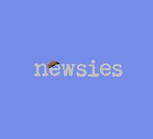 Newsies w/ Cap by thinkofmerch