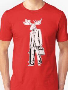 mooseman (on black) T-Shirt